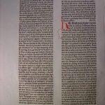 Biblia Sacra - 1479 - DEUTERONOMY 4:25-6:17