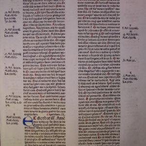 Biblia Sacra – 1479 – MARK 8-10