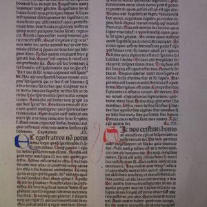 Biblia Sacra – 1479 – 1 CORINTHIANS 2-6
