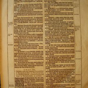 King James - 1613 - GENESIS 3:11-6:16