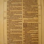 King James - 1613 - EXODUS 12:47-15:9