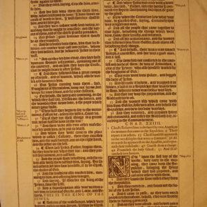 King James – 1613 – LUKE 23-24
