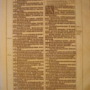 King James – 1613 – JOHN 8-10