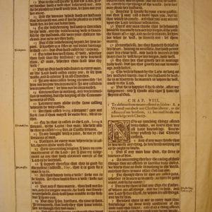 King James – 1613 – 1 CORINTHIANS 7-10