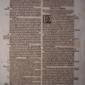 Dietenberger – 1534 – MATTHEW 3:5-5:32