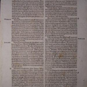 Dietenberger – 1534 – MARK 14:25-15:40