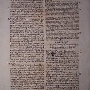 Dietenberger – 1534 – PHILIPPIANS 1:12-3:11