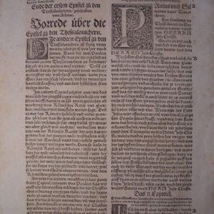Dietenberger – 1534 – 2 THESSALONIANS 1:1-3:12