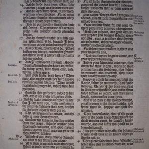 Bishops – 1568 – LUKE 12-13
