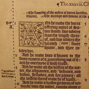 Bishops – 1568 – EXODUS 36:21-38:9