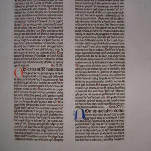 Biblia Sacra – 1479 – DEUTERONOMY 15:13-18:21