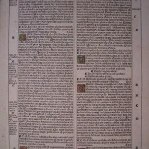 Biblia Sacra – 1522 – 1 THESSALONIANS (whole Book)