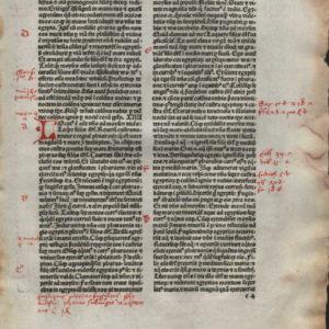 Biblia Sacra – 1480 – EXODUS 13-16