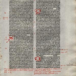 Biblia Sacra – 1480 – ISAIAH 60-65