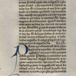 Biblia Latina - 1475 - ISAIAH 6:5-9:21