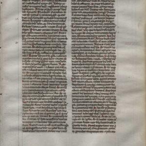 Biblia Sacra – 1250 – JEREMIAH 31-32
