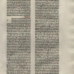Biblia Sacra (Zainer) – 1477 – EZEKIEL 37:25-39:20