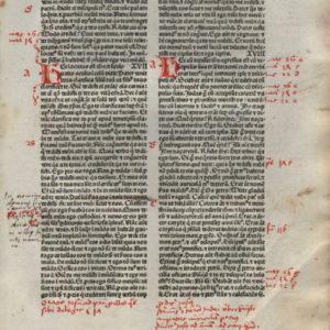 Biblia Sacra – 1480 – JOHN 16-19