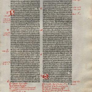 Biblia Sacra – 1480 – LUKE 9-11