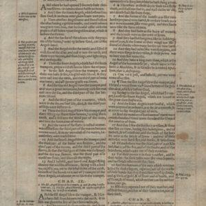 Geneva – 1601 – REVELATION 7:17-12:6