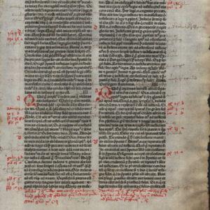 Biblia Sacra – 1480 – ROMANS 2-6