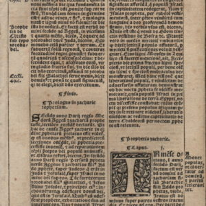 Biblia Sacra – 1531 – ZACHARIAH 1-2