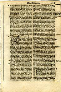 Biblia Sacra – 1531 – New Testament